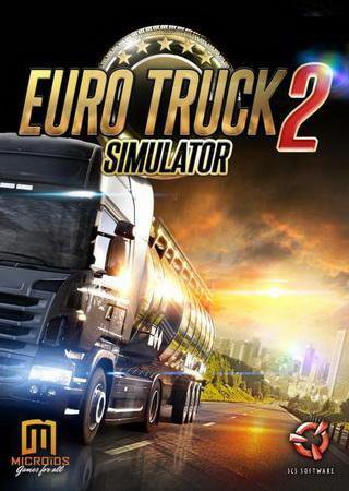 Euro Truck Simulator 2 [v 1.21.1.2s + 28 DLC] (2013) Re ... Скачать Торрент
