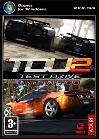 Test Drive Unlimited 2 (2011) RePack от R.G. Механики