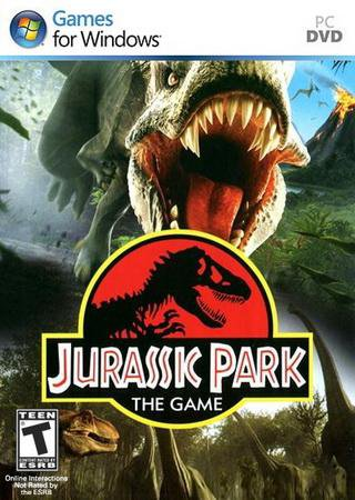 Jurassic Park: The Game (2011) RePack от R.G. Catalyst Скачать Торрент