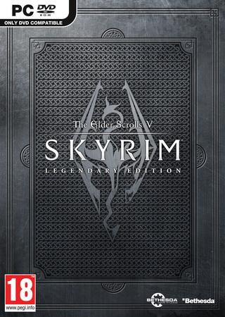The Elder Scrolls V: Skyrim - Legendary Edition (2011) RePack от R.G. Механики