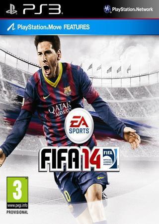 FIFA 14 (2013) PS3 Скачать Торрент