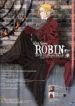 Робин - охотница на ведьм (2002) DVDRip Скачать Торрент
