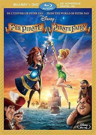 Феи: Загадка пиратского острова (2014) DVD9