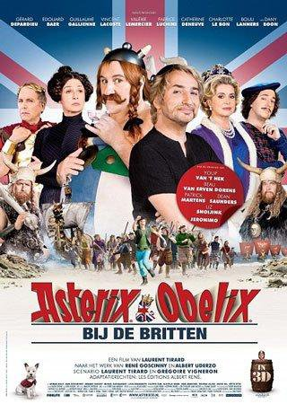 Астерикс и Обеликс в Британии (2012) HDRip Скачать Торрент