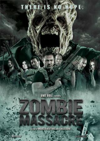 Резня зомби (2013) HDRip