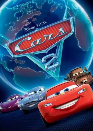 Disney: Тачки 2 (2011) Repack от Fenixx