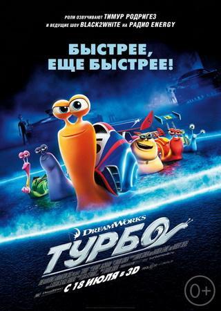 Турбо (2013) BDRip