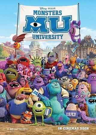 Университет монстров (2013) BDRip