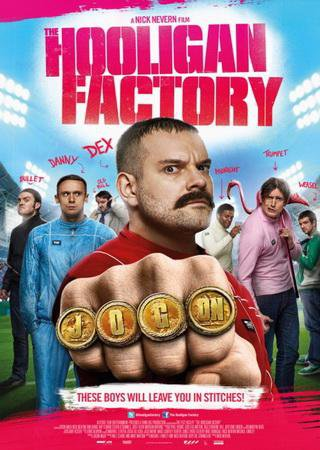 Фабрика футбольных хулиганов (2014) BDRip 720p Скачать Торрент