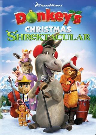 Ослино-шрекастое Рождество (2010) DVDRip Скачать Торрент