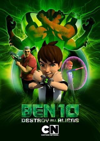 Бен 10: Крушение пришельцев (2012) HDTVRip Скачать Торрент