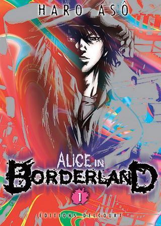 Алиса в Пограничье OVA (2014) DVDRip Скачать Торрент