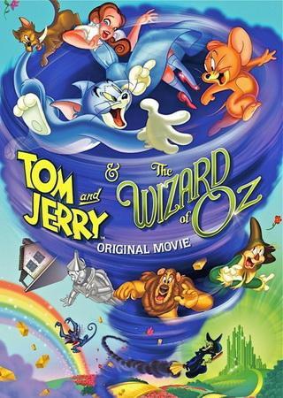 Том и Джерри: Волшебник из страны Оз (2011) HDRip Скачать Торрент