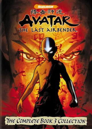 Аватар: Легенда об Аанге (3 сезон) DVDRip