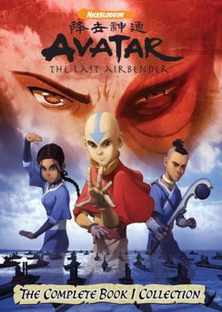 Аватар: Легенда об Аанге (1 сезон) DVDRip
