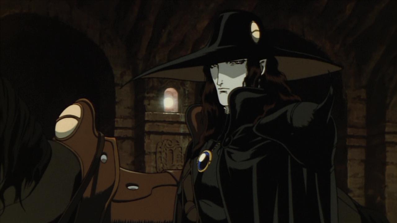 Картинки охотник на вампиров ди жажда крови