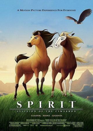 Спирит: Душа прерий (2002) DVDRip Скачать Торрент