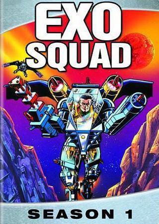Космические спасатели лейтенанта Марша (1 сезон) DVDRip