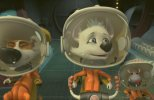 Белка и Стрелка: Звездные собаки (2010) DVDrip