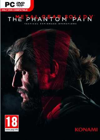 Metal Gear Solid V: The Phantom Pain (2015) RePack от SEYTER Скачать Торрент