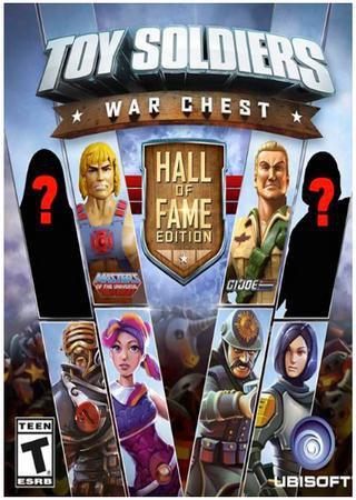 Toy Soldiers: War Chest (2015) Скачать Торрент