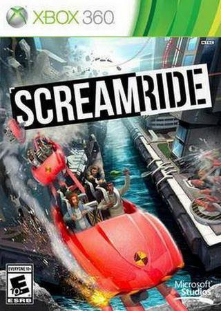 ScreamRide (2015) Xbox 360