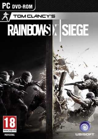 Tom Clancy's Rainbow Six Siege (2015) Steam-Rip от Fisher Скачать Торрент