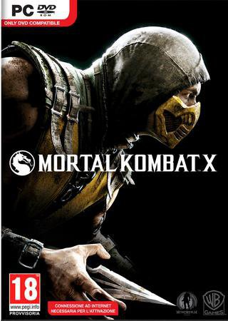 Mortal Kombat X - Complete Collection (2015) RePack от  ... Скачать Торрент