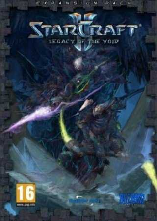 StarCraft 2: Legacy of the Void (2015) RePack от xatab Скачать Торрент