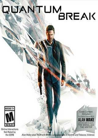 Quantum Break (2016) RePack от FitGirl