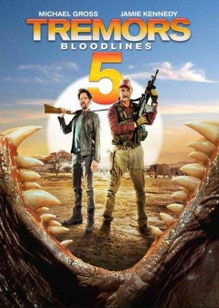 Дрожь земли 5: Кровное родство (2015) BDRip
