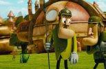 Оз: Нашествие летучих обезьян (2015) HDRip