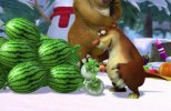 Медведи-соседи: Зимние каникулы (2013) WEB-DLRip
